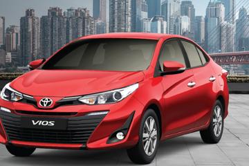10 ôtô được người Việt mua nhiều nhất năm 2019