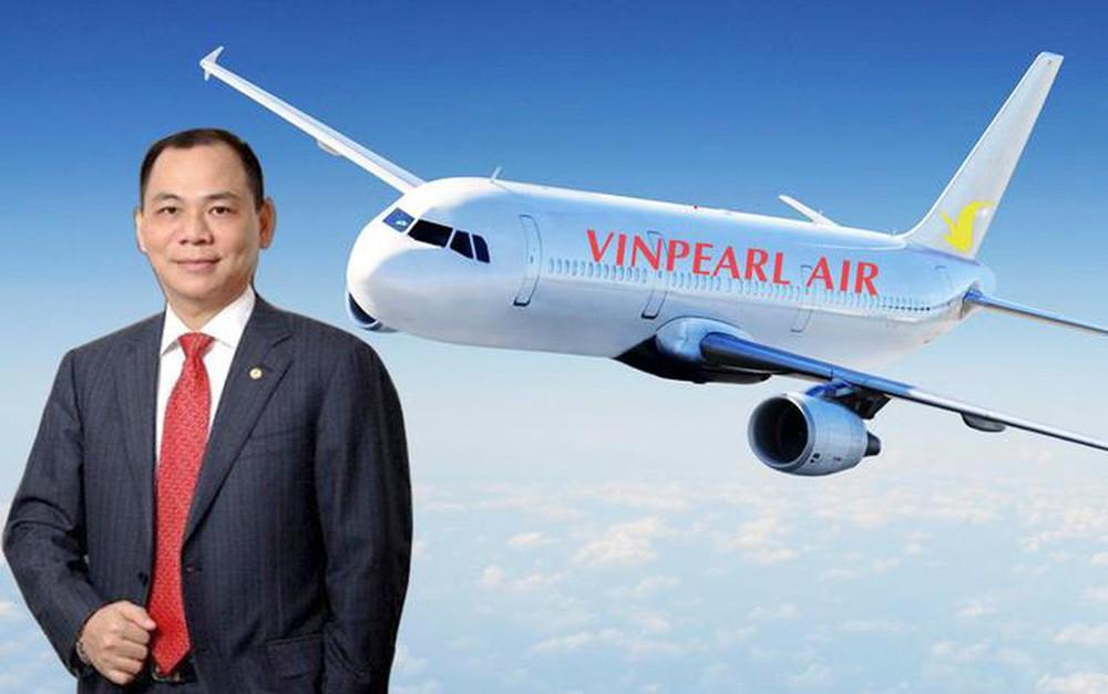 Vingroup dừng dự án Vinpearl Air