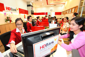 HDBank đã mua 18 triệu cổ phiếu quỹ