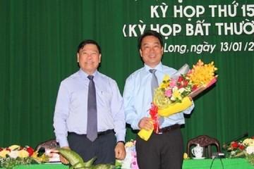 Ông Lữ Quang Ngời làm Chủ tịch Vĩnh Long