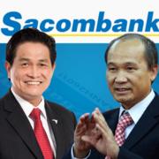Sếp ngân hàng tuổi Tý: Duyên nợ với Sacombank của ông Đặng Văn Thành, Dương Công Minh