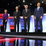 Các ứng viên đảng Dân chủ tranh luận trực tiếp vòng cuối
