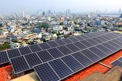 Trình Thủ tướng phương án giá mua điện mặt trời cao nhất 8,38 UScent/kWh