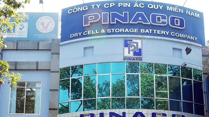 Pinaco thay Tổng giám đốc