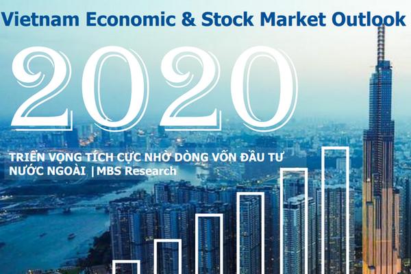 MBS: Báo cáo chiến lược 2020 - Triển vọng tích cực nhờ dòng vốn đầu tư nước ngoài