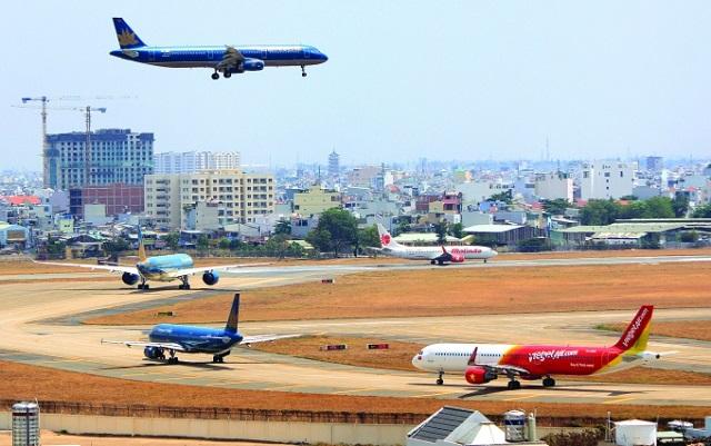 Bộ Giao thông vận tải đề xuất giao ACV đầu tư cải tạo đường băng 2 sân bay lớn