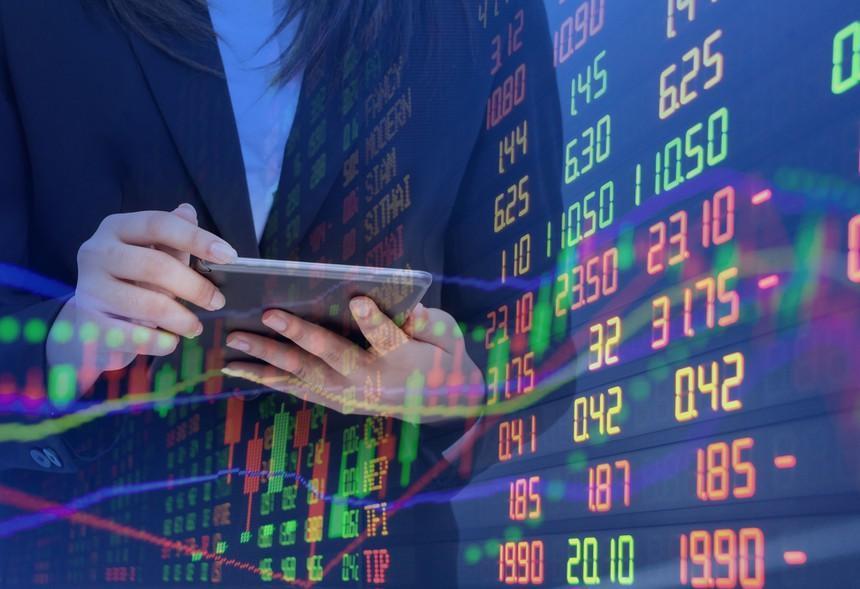 BID và CTG bứt phá, VN-Index lên gần 7 điểm