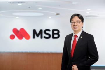 MSB bổ nhiệm quyền tổng giám đốc