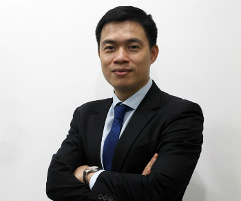 Ông Lê Đức Khánh Giám đốc chiến lược Chứng khoán Dầu khí.