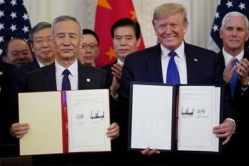 EU sẽ giám sát thỏa thuận Mỹ - Trung