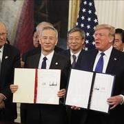 5 điểm gai góc không có trong thỏa thuận thương mại Mỹ-Trung giai đoạn 1
