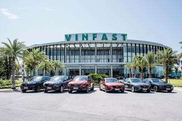 VinFast bán được hơn 17.000 ôtô và 50.000 xe máy điện