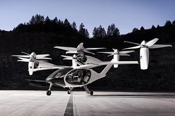 Toyota đầu tư 349 triệu USD vào startup taxi bay Joby Aviation