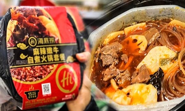 Đam mê với lẩu ăn liền của giới trẻ Trung Quốc