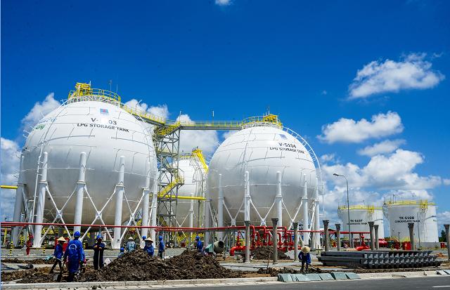 PV Gas báo lãi quý IV giảm 5% còn gần 3.100 tỷ đồng