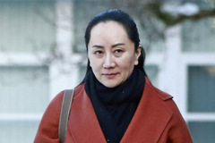 Giám đốc tài chính Huawei sắp ra tòa