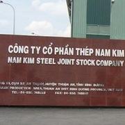 Nam Kim báo quý IV lãi 7 tỷ đồng, cổ phiếu giảm sàn