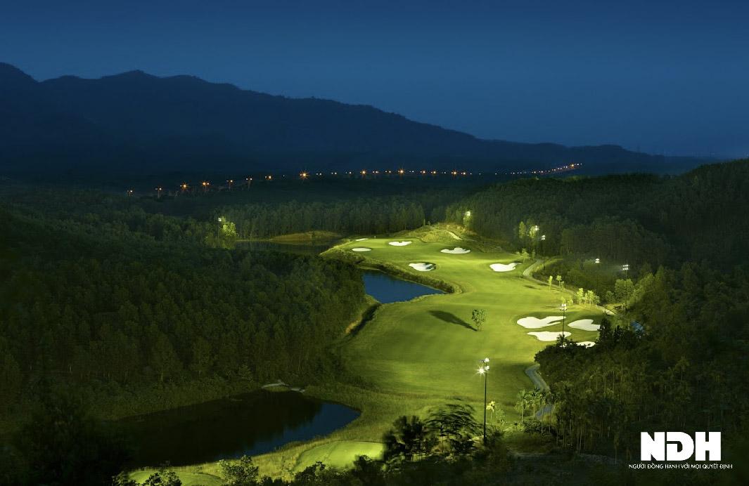 Toàn cảnh bức tranh sân golf Việt Nam