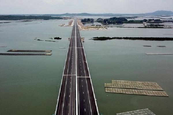 Đầu tư công dự án xây dựng đường bộ ven biển đoạn qua Nam Định