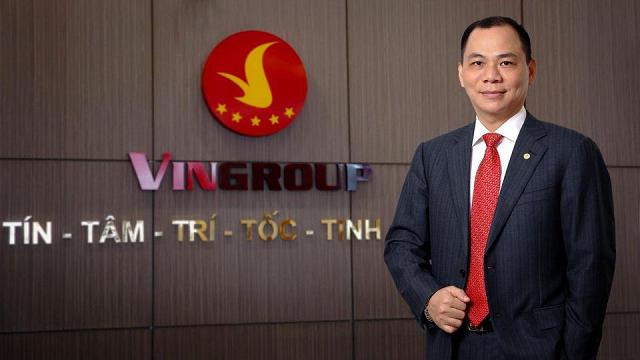 Công ty của ông Phạm Nhật Vượng nhận 56 triệu cổ phiếu VIC từ cổ đông VinFast