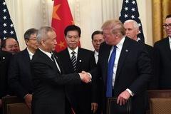 Chuyên gia: Thỏa thuận Mỹ - Trung giai đoạn 1 có 50% nguy cơ sụp đổ trong một năm