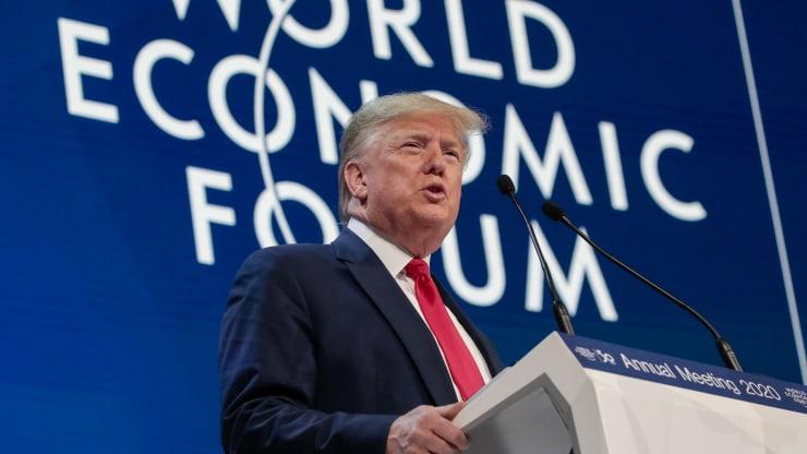 Trump kêu gọi các quốc gia học theo chính sách 'nước Mỹ trên hết'