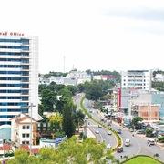 Thành phố Pleiku trở thành đô thị loại I
