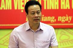 Chủ tịch tỉnh Hà Giang bị khiển trách