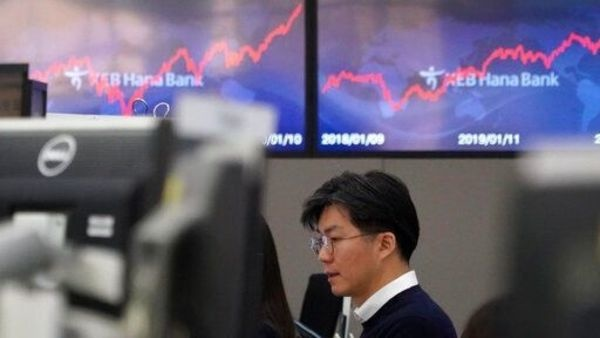 Chứng khoán châu Á tăng trong phiên cuối cùng của năm Kỷ Hợi