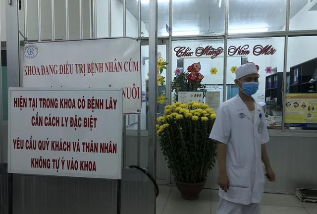 Phát hiện 2 người Trung Quốc dương tính virus corona ở TP HCM