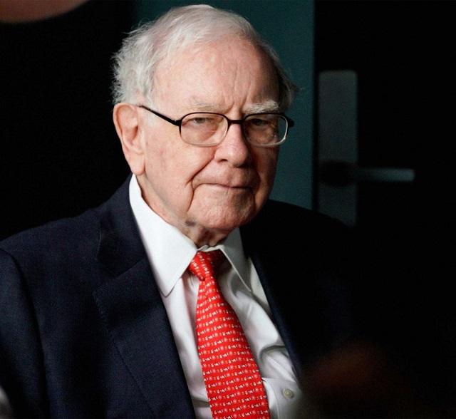 Warren Buffett chi gần 15 tỷ USD làm từ thiện trong 5 năm