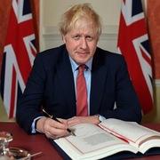 Thủ tướng Anh chính thức ký thỏa thuận Brexit