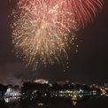 <p> Bắn pháo hoa tầm cao kết hợp pháo hoa tầm thấp (3 trận địa): quận Hai Bà Trưng (đảo dừa, công viên Thống Nhất); quận Hà Đông (hồ Văn Quán); thị xã Sơn Tây (thành cổ Sơn Tây).</p>