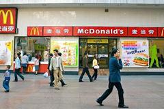 McDonald's, Disney đóng cửa vì dịch viêm phổi Vũ Hán