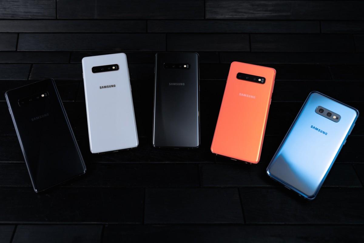 Samsung đang phát triển tính năng tương tự Air Drop