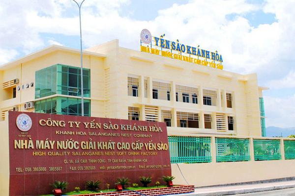 Nước giải khát Yến sào Khánh Hòa (SKV) báo lãi hơn 82 tỷ đồng năm 2019