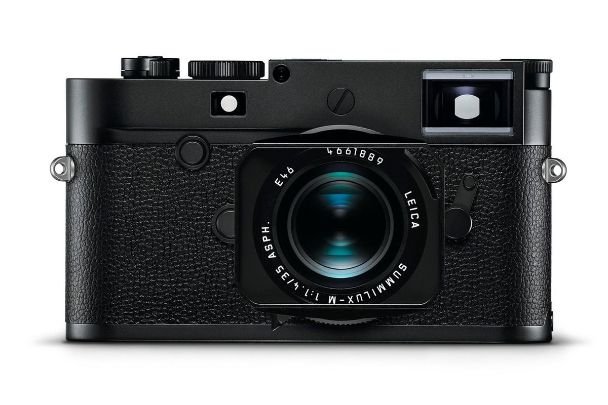 Leica ra mắt máy ảnh M10 Monochrom có độ phân giải 40 megapixel