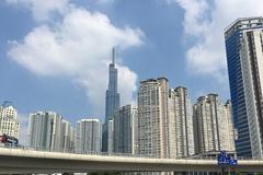 Cuộc đua của những tòa cao ốc