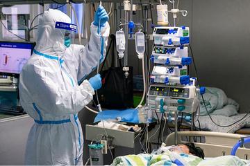Số người chết vì dịch viêm phổi tăng lên 106