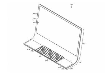 Apple xin cấp bằng sáng chế cho thiết kế mới của iMac