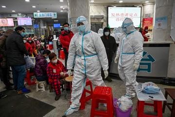 Số người chết vì viêm phổi Vũ Hán tăng lên 131, số ca nhiễm vượt SARS