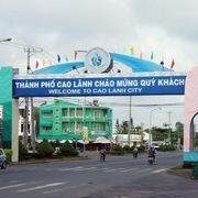 Thành phố Cao Lãnh là đô thị loại II