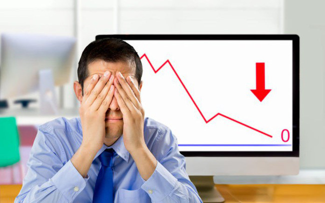 VN-Index khai xuân giảm hơn 30 điểm