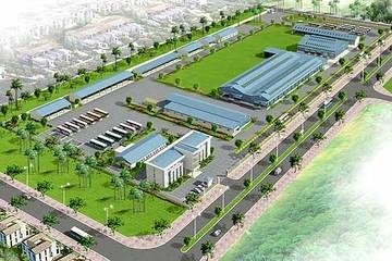 Thanh Hoá thành lập cụm công nghiệp Vân Du 50 ha