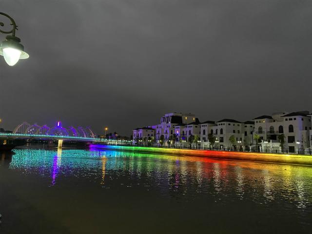 Hình ảnh dự án ven sông Hoàng Huy Riverside tại Quận Hồng Bàng, TP. Hải Phòng của TCH