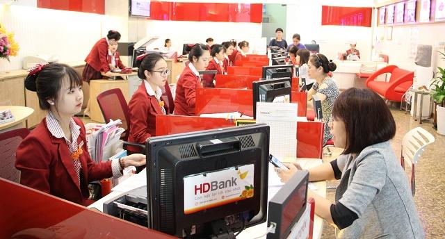 Lợi nhuận trước thuế của HDBank đạt 5.018 tỷ, cao hơn 25% so với năm 2018. Ảnh: HDBank.