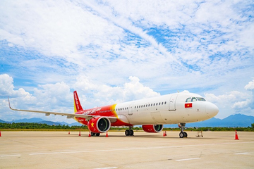 Vietjet: Doanh thu vận tải hàng không quý IV/2019 tăng 25%