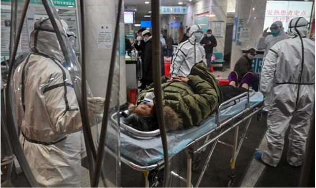 Số người chết vì viêm phổi Vũ Hán tăng lên 259