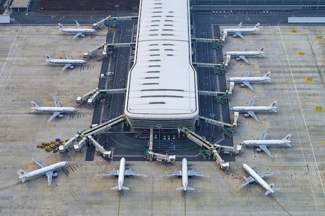 Chuyến bay Hong Kong - New York qua Vũ Hán có giá chỉ 139 USD