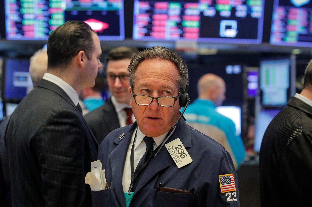 Dow Jones mất hơn 600 điểm, Phố Wall có tuần tệ nhất 6 tháng